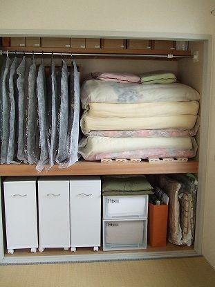 日式壁櫥收納空間