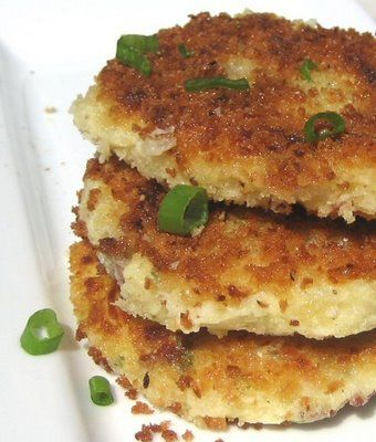 The Other Side of Fifty: Bacon, Sauerkraut and Mashed Potato Cakes