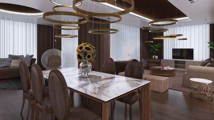 Apartment Bonaparte 02 - Inarchi | Luxury interior design