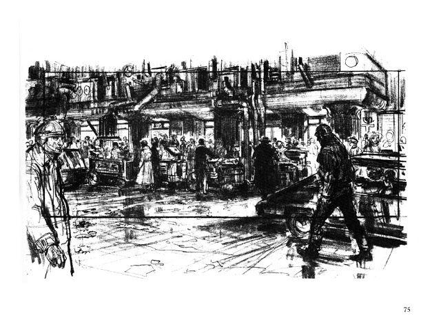 Blade Runner - Syd Mead