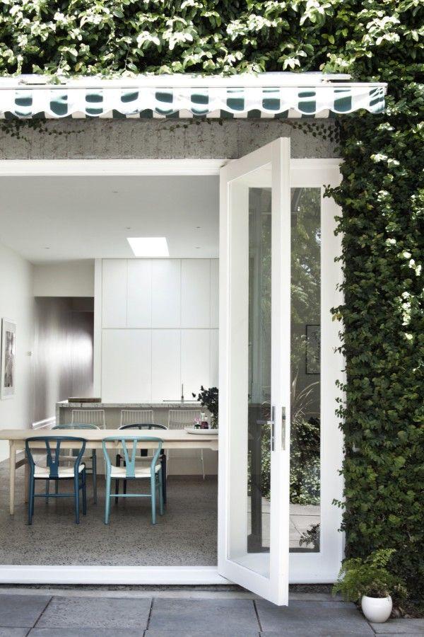 Una casa victoriana en Melbourne diseñada como una galería de arte por el estudio Wonder. | diariodesign.com