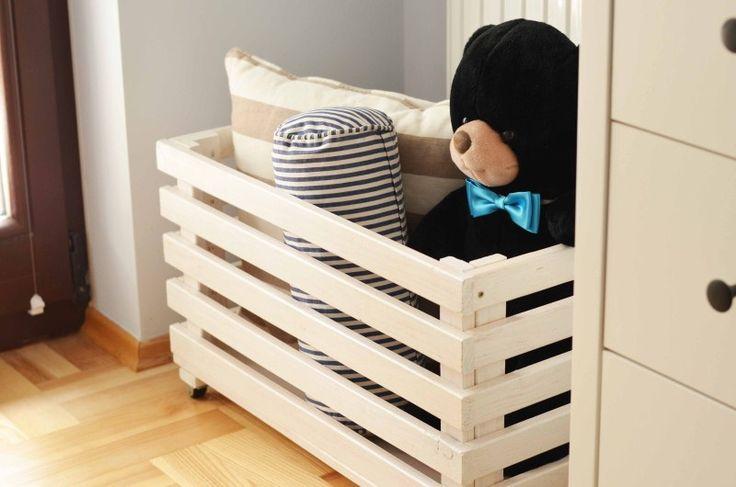 pokój dziecięcy meble ze skrzynek - Szukaj w Google