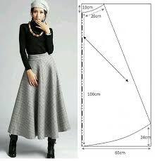Resultado de imagen para falda de gala gris oxford
