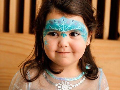 Maquillaje infantil, 5 ideas con vídeos paso a paso