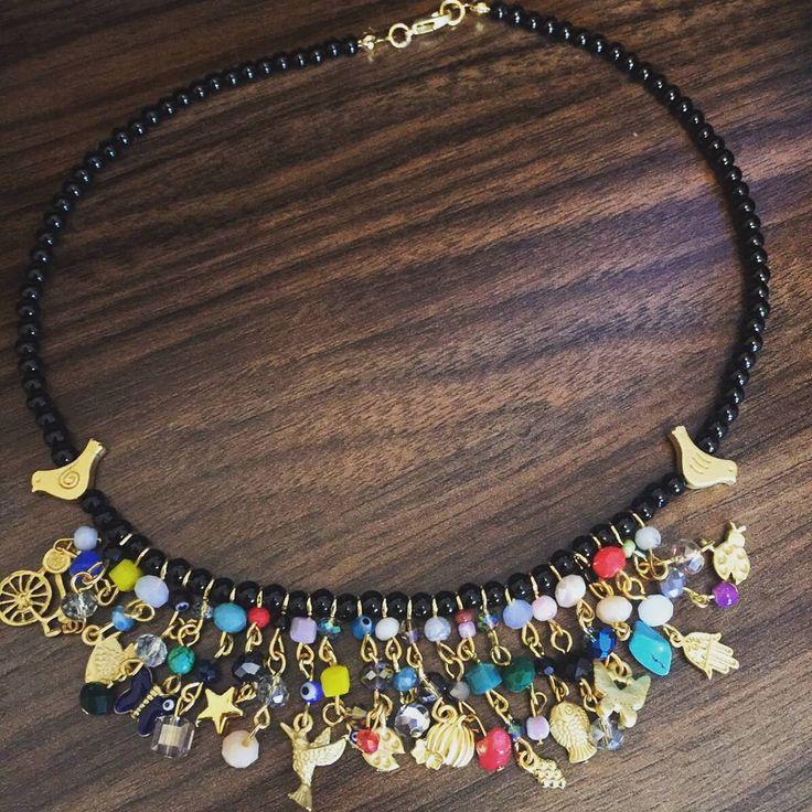 #takı #tasarim #bileklik #kolye #elyapımı #bracelet #necklace #wristband #handmade #bayanbileklik  #fashion #naturalstone #desegin #letsbangle #jewel #bayankolye #jewelryfashion #accessories #istanbul #izmir #bodrum #cesme #alacati #siyahkolye #blacknecklace #black #siyah