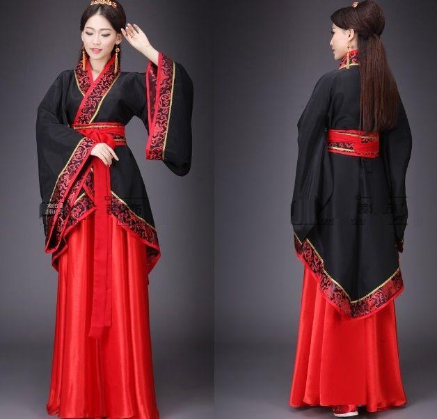 Nacional Hanfu traje Chino Antiguo traje de Cosplay Hanfu Chino Antiguo Hanfu Chino Dama Vestido de la Etapa(China (Mainland))