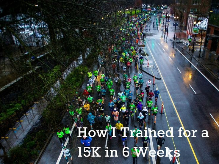 Training for a 15-k in 7 weeks can be daunting to anyone without a running background. Running a 15-k alone is quite the feat. That was how I felt when my husband suggested we sign-up for our …