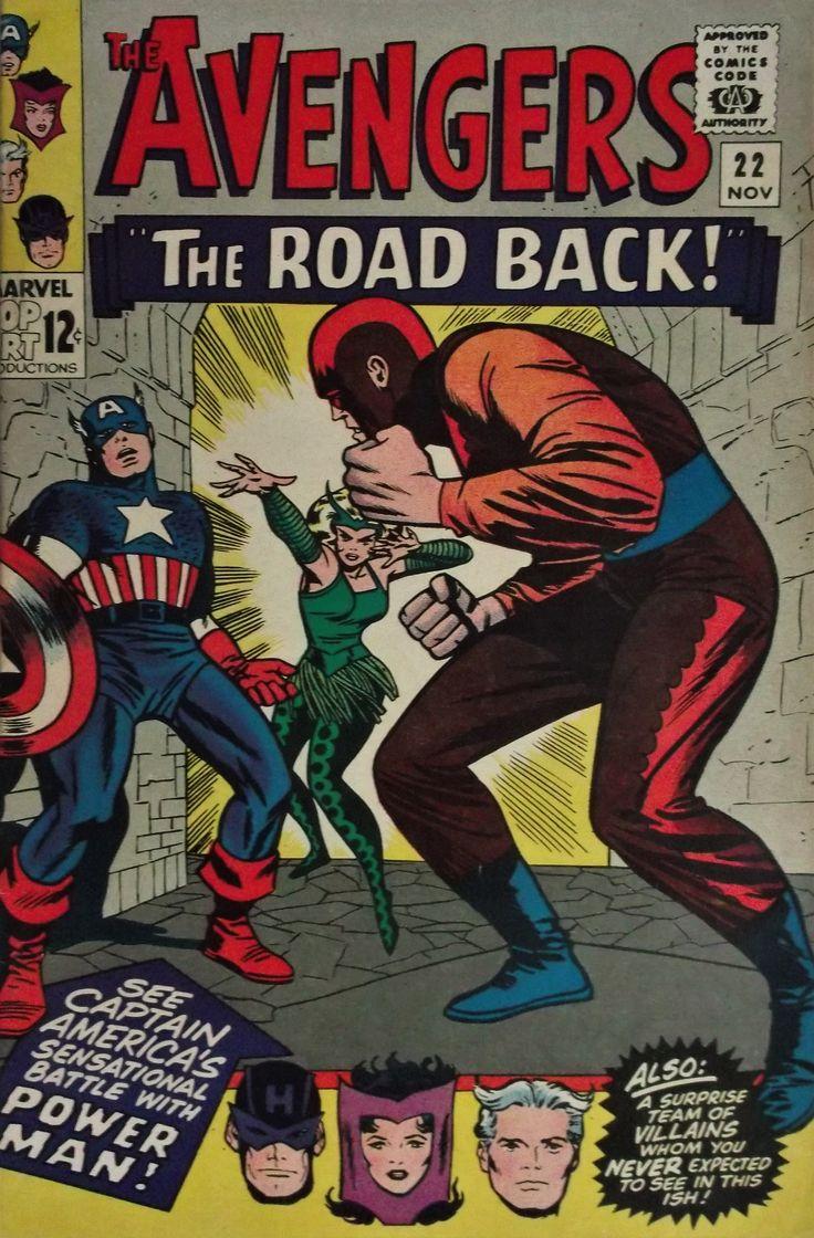 Avengers issue 22
