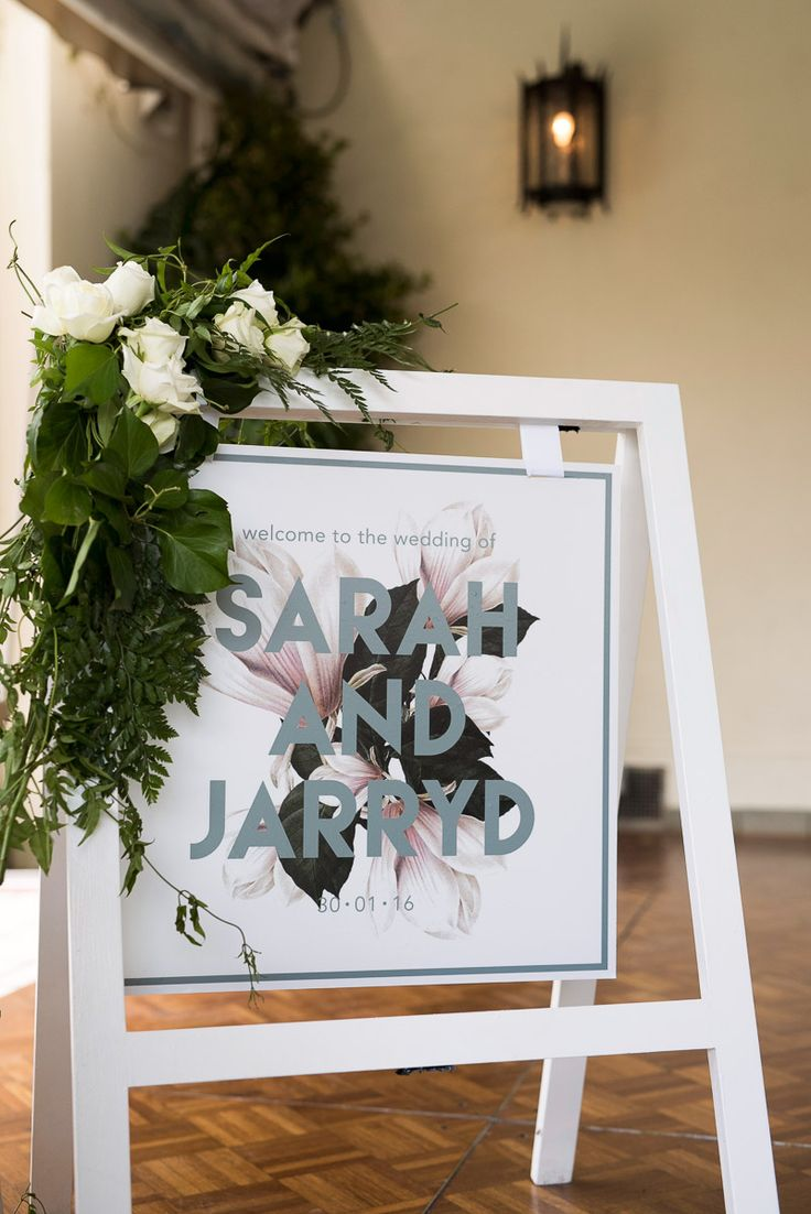 Ivory Tribe - Real wedding – Sarah and Jarryd, Ripponlea VIC