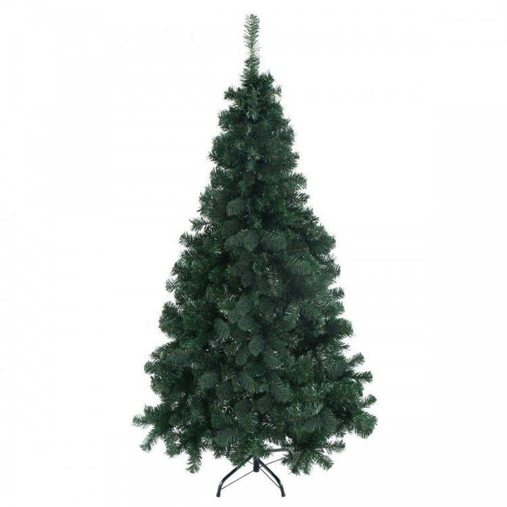 Artificial 7-FT #Christmas Tree Unlit W/Stand Xmas Holiday Season Indoor Outdoor #DanAnnStore