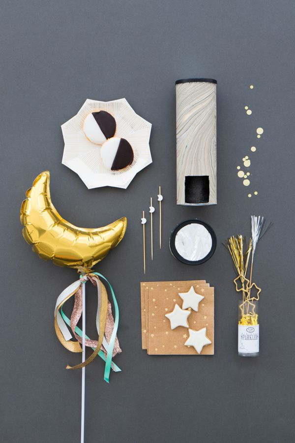 Eclipse Favor Kit DIY