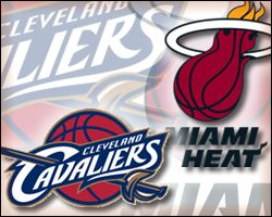 Cleveland Cavaliers at Miami Heat Tickets