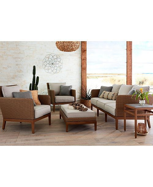 San Lazzaro Woven Outdoor Sofa, Lazzaro Furniture Reviews
