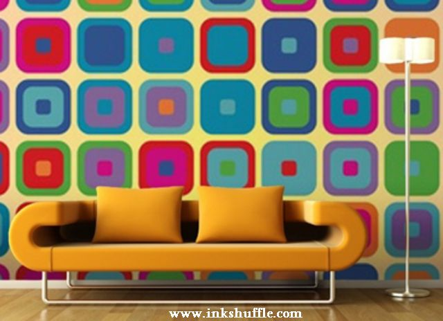 One way to transform the look of your space is through Wall Murals. With their patterns and colors, they can evoke interest from the viewers. See various designs from InkShuffle. http://www.inkshuffle.com/