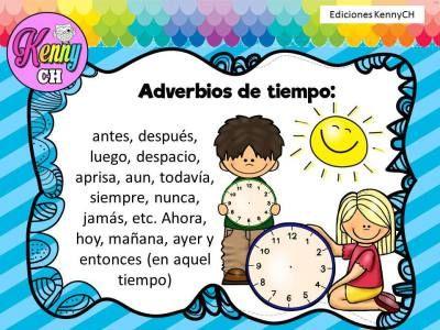 Los adaverbios (4)