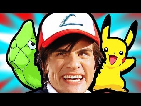 Let's Battle!!! (Pokemon in Real Life 3) - faveeeee