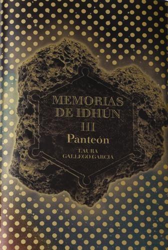 Memorias de idhun - panteon