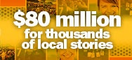 $80 million for thousands of local stories - Bendigo Bank