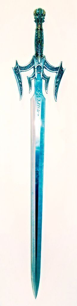 Daemon's Demon blade - I have this sword! Like in my house right now!