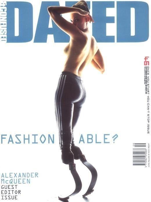 Dazed Digital, Alexander McQueen, Nick Knight, Katy England