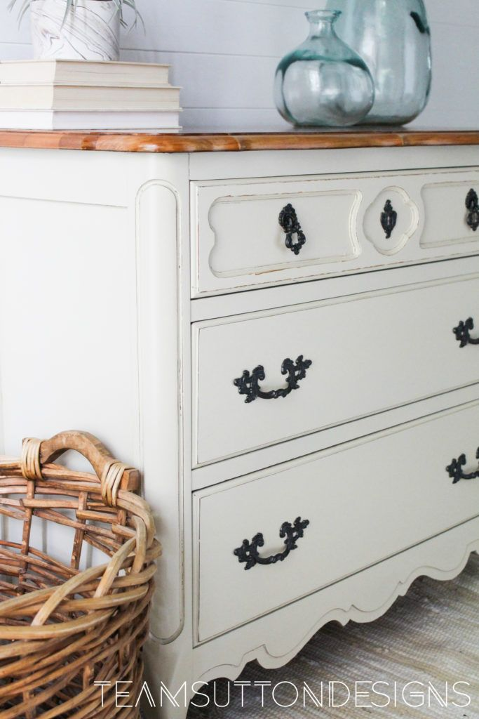 General Finishes Milk Paint in Linen  TDH  General