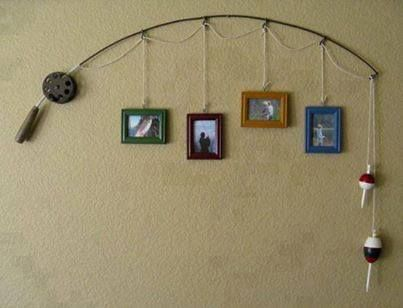 Cute idea and I like the wall color                              …