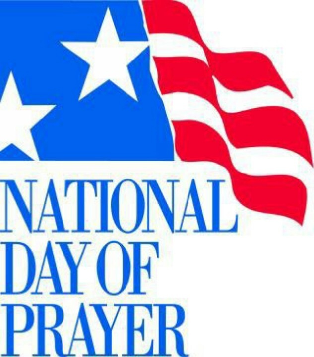National Day Of Prayer National Prayer Day Pray For America Prayers
