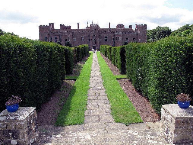 12 castillos que parecen de cuento en Reino Unido - Viajes - 101lugaresincreibles - Viajes – 101lugaresincreibles -