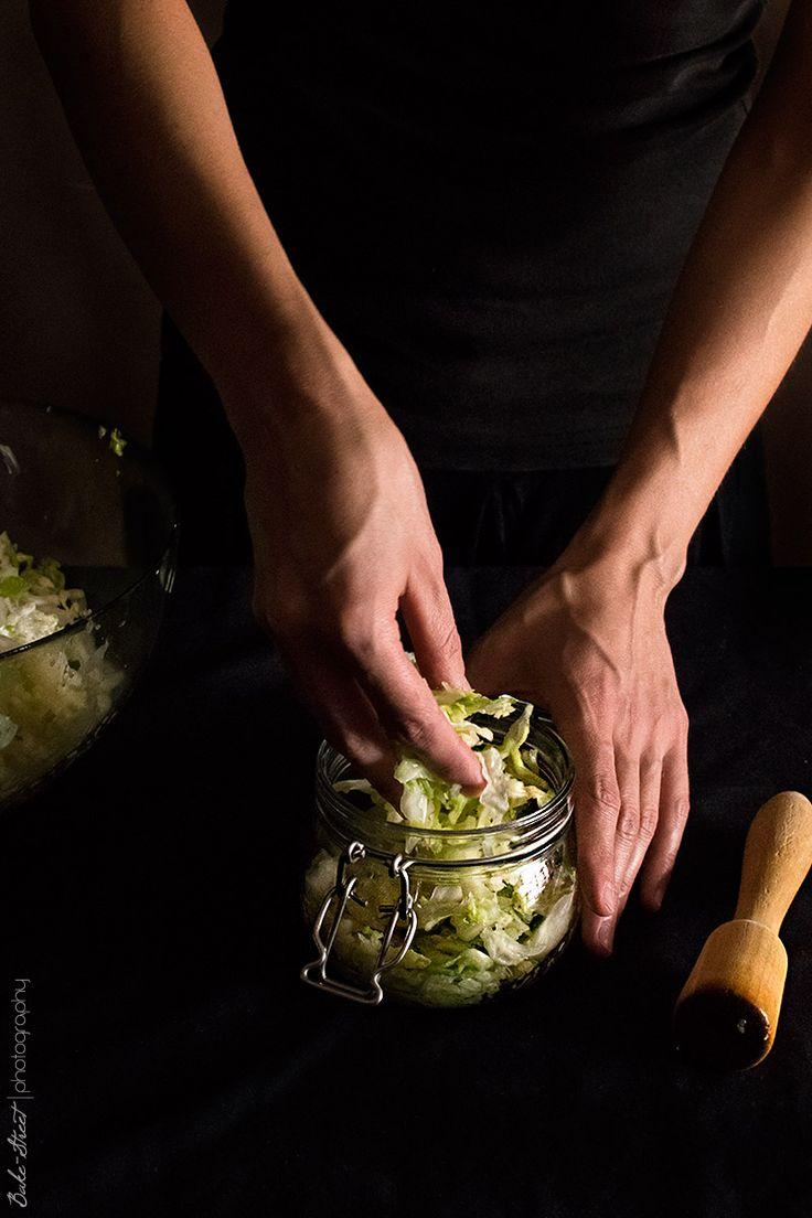 Cómo hacer chucrut - sauerkraut - Bake-Street.com