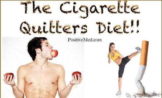The Cigarette Quitters Diet
