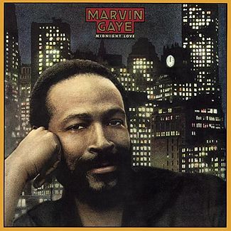 """Midnight Love - Wikipedia, the free encyclopedia """"Midnight Love is the debut Columbia Records album of Marvin Gaye. He signed on with the label in March 1982 following his exit from Motown. The final album to be released before his death, it ultimately became the most successful album of Marvin's entire career."""" ~wiki"""