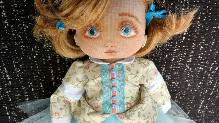 #doll #textildoll Karolina Lipińska-Jagodzińska