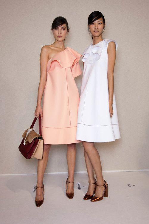 ruffle dresses 1