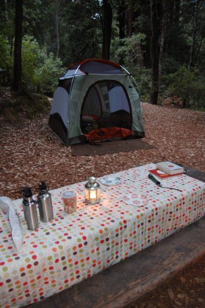 Family Camping Checklist: BEST LIST EVER!