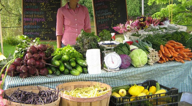 A year-round market in beautiful Elora, Ontario