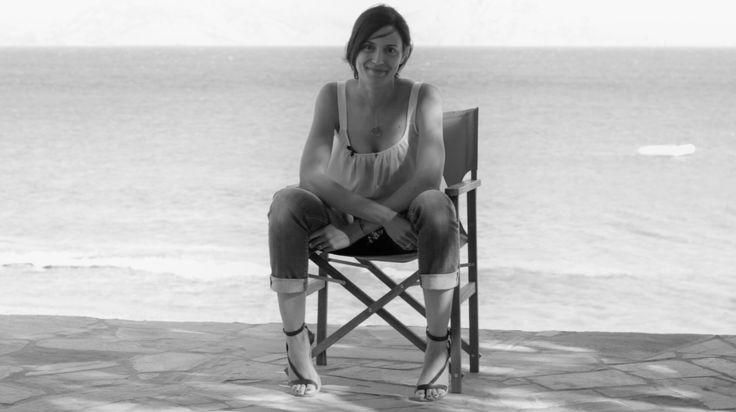 Ersi Electra Xenaki, Founder of Icaria Pure / Έρση Ηλέκτρα Ξενάκη, Ιδρύτρια της Icaria Pure #IcariaPure #NaturalFoods #HealthyLiving #Icaria #LoveGreece - http://www.lovegreece.com/people/ersi-electra-xenaki
