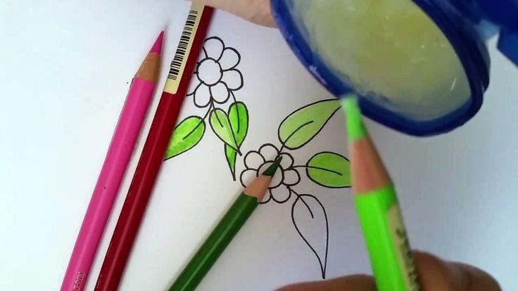 Blending colors using Vaseline is becoming a pretty popular method for blending lately.