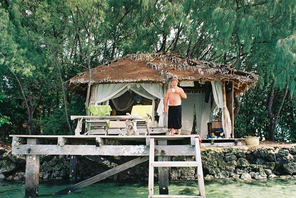 Tiger Islands Village, Indonesia