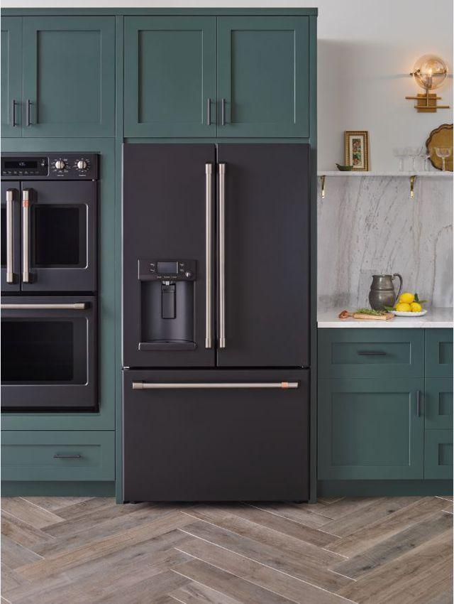 Ge S New Matte White Kitchen Line Is So Hot Kitchen Appliance Trends Green Kitchen Designs Kitchen Trends