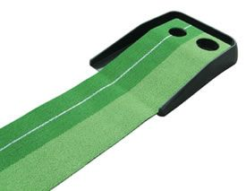 Masters Golf 2 Speed Putting Mat Double speed putting mat.Great mat to develop the putting touch needed for better scores.amp