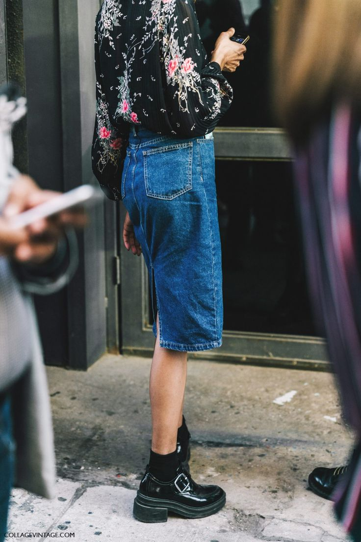 nyfw-new_york_fashion_week_ss17-street_style-outfits-collage_vintage-denim_skirt-floral_shirt