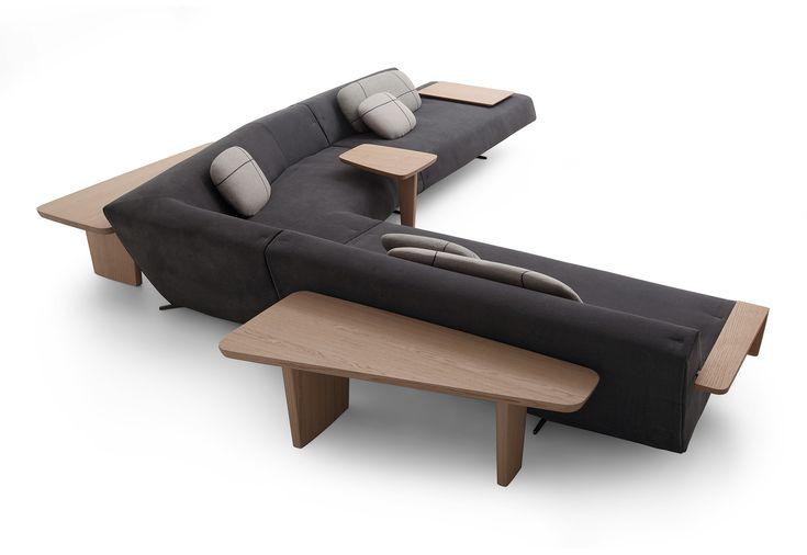34 best images about furniture poliform on pinterest for Sofa exterior esquina