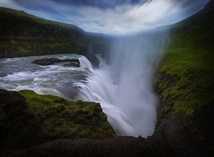 Скайфол — freeezzzz — классика золотого кольца Исландии