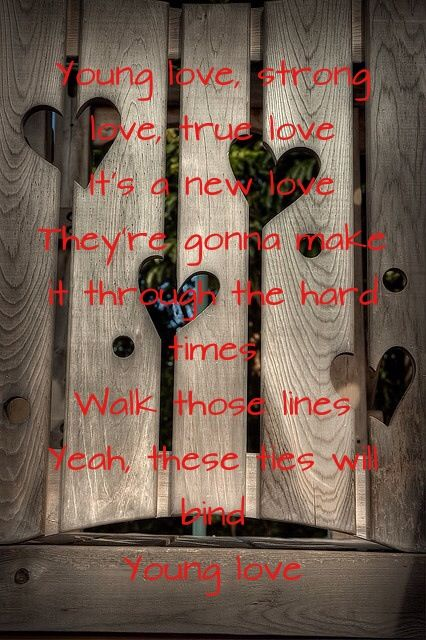 Young Love - The Judds