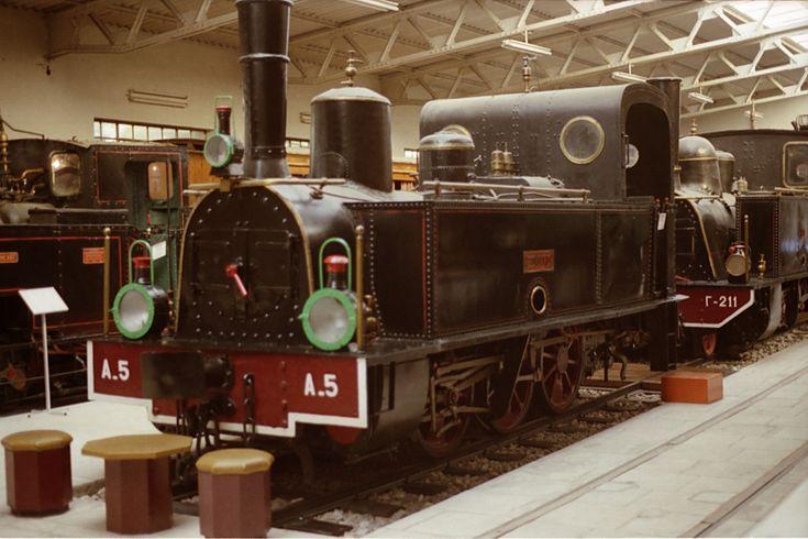 #AthensRailMuseum #Train #Athens