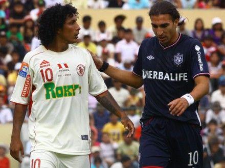 Fútbol Peruano: las promesas del fútbol argentino que apuntaban a cracks y terminaron en el Perú. April 10, 2016.