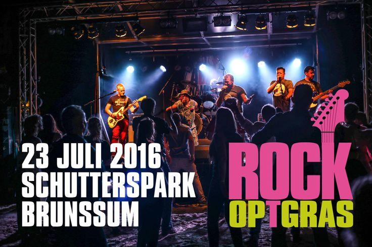 Rock op 't Gras #festival #wonna.nl