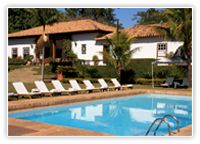 Hotel Fazenda - Piscina