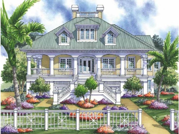 Country style home projects