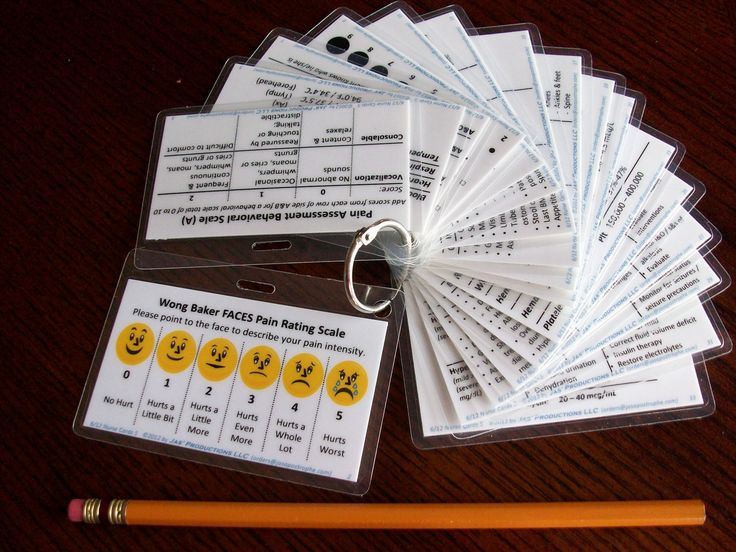 Small Nurse Cards, handy pocket reference for Nursing Students. $20.00, via Etsy. WANT!!!!!!!!